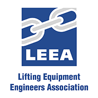 Certified by Lifting Equipment Engineers Association
