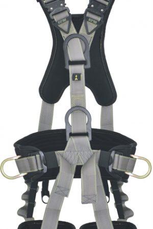 Fly'in3 - 5 Point Luxury Full Body Harness