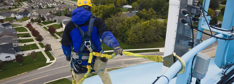 Height Safety Equipment - Harnesses, Lanyards, Fall Arresters